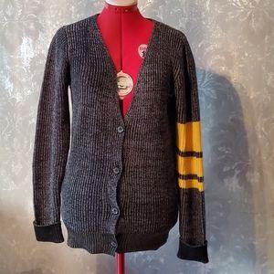 Element knitted cardigan size medium